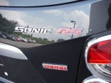 Chevrolet Sonic 2015 Badges and Logos