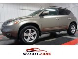 2003 Polished Pewter Metallic Nissan Murano SL AWD #105124867