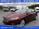 2015 Bronze Fire Metallic Ford Fusion SE #105144284