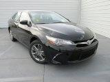 2015 Attitude Black Metallic Toyota Camry SE #105151453