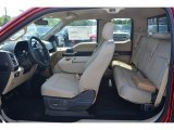 2015 Ford F150 XLT SuperCab 4x4 Rear Seat