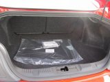 2015 Ford Mustang GT Premium Coupe Trunk