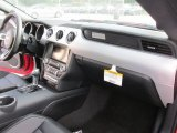2015 Ford Mustang GT Premium Coupe Dashboard