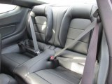 2015 Ford Mustang GT Premium Coupe Rear Seat
