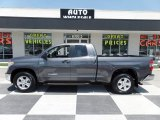 2014 Magnetic Gray Metallic Toyota Tundra SR5 Double Cab #105151482