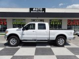 2015 Oxford White Ford F250 Super Duty Lariat Crew Cab 4x4 #105151481