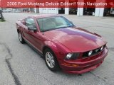 2007 Redfire Metallic Ford Mustang V6 Premium Coupe #105151431