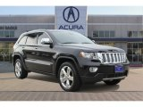 2012 Maximum Steel Metallic Jeep Grand Cherokee Overland #105151246