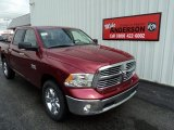 2015 Deep Cherry Red Crystal Pearl Ram 1500 Big Horn Crew Cab 4x4 #105176146