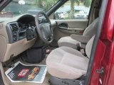 Oldsmobile Silhouette Interiors