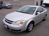 2007 Ultra Silver Metallic Chevrolet Cobalt LT Coupe #10496083
