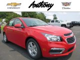 2016 Red Hot Chevrolet Cruze Limited LT #105176125