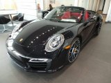 2015 Porsche 911 Jet Black Metallic