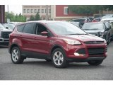 2015 Ruby Red Metallic Ford Escape SE 4WD #105212925