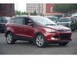 2015 Ruby Red Metallic Ford Escape Titanium 4WD #105212924