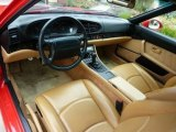 Porsche 968 Interiors