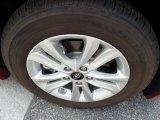 Hyundai Sonata 2013 Wheels and Tires