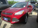 2015 Ruby Red Metallic Ford Escape SE #105212844