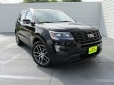 2016 Shadow Black Ford Explorer Sport 4WD #105213052