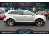 2014 Ingot Silver Ford Edge Limited #105212829