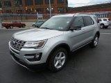 2016 Ford Explorer Ingot Silver Metallic