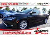 2015 Black Chrysler 200 Limited #105250904