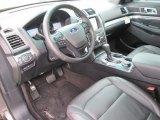 2016 Ford Explorer Sport 4WD Ebony Black Interior