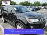 2016 Shadow Black Ford Explorer Limited #105250831