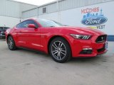 2015 Race Red Ford Mustang GT Coupe #105250824