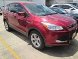 2015 Ruby Red Metallic Ford Escape SE #105250819
