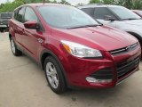 2015 Ruby Red Metallic Ford Escape SE #105250818