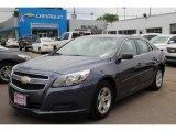 2013 Blue Topaz Metallic Chevrolet Malibu LS #105250881