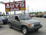 1996 Charcoal Gold Satin Jeep Grand Cherokee Laredo 4x4 #10499049