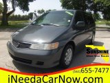 2001 Granite Green Honda Odyssey LX #105250664