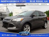2015 Magnetic Metallic Ford Escape Titanium 4WD #105250653