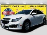 2016 Summit White Chevrolet Cruze Limited LT #105282539