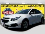 2016 Summit White Chevrolet Cruze Limited LS #105282538