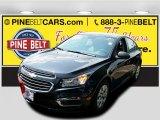 2016 Black Granite Metallic Chevrolet Cruze Limited LS #105282536