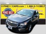2016 Blue Ray Metallic Chevrolet Cruze Limited LT #105282534