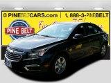 2016 Black Granite Metallic Chevrolet Cruze Limited LT #105282532