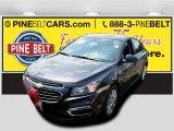 2016 Tungsten Metallic Chevrolet Cruze Limited ECO #105282531