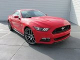 2015 Race Red Ford Mustang GT Premium Coupe #105282795