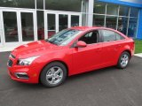 2016 Red Hot Chevrolet Cruze Limited LT #105282639