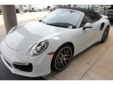 2015 Porsche 911 Carrara White Metallic