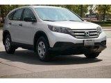 2012 Alabaster Silver Metallic Honda CR-V LX #105282758
