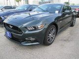 2015 Guard Metallic Ford Mustang GT Coupe #105316426
