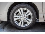 Nissan Quest 2011 Wheels and Tires