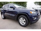 2015 Jeep Grand Cherokee True Blue Pearl