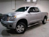 2008 Silver Sky Metallic Toyota Tundra Limited Double Cab 4x4 #10499042