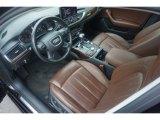 2012 Audi A6 Interiors